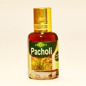 Aceite Esencial de Pachuli x 10 ml - INDIA