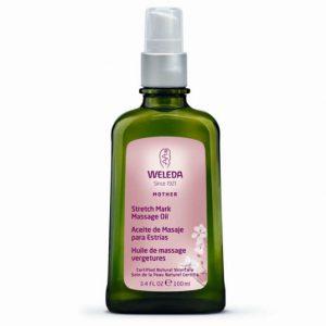 Aceite de masaje para estrias (embarazo) Weleda