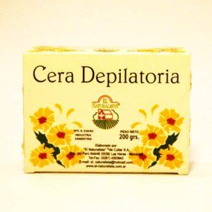 Cera depilatoria Ecologica x 200gr