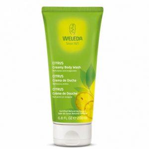 Crema de ducha de Citrus Weleda