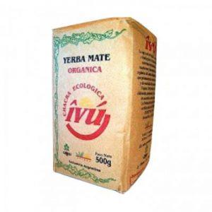 YERBA MATE IVU organica