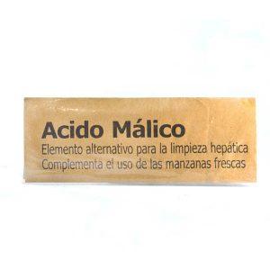 Acido malico (para limpieza hepatica) 6 dosis