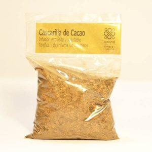 Cascarilla de cacao x 250grs