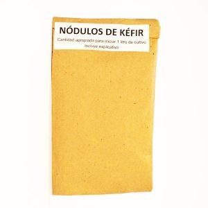 Kefir. nodulos - Para iniciar 1 litro de cultivo