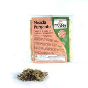 Mezcla Purgante (cuatro hierbas)