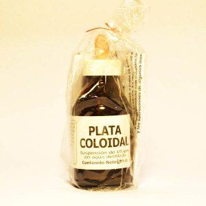 Plata Coloidal (+ de 10 ppm) x 100cc