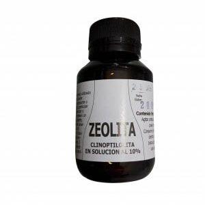 Zeolita (solucion al 10%) x 200cc