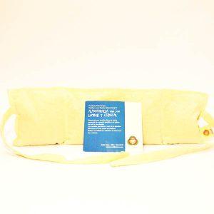 Almohada de semillas - Lumbar y Cervical CHICA