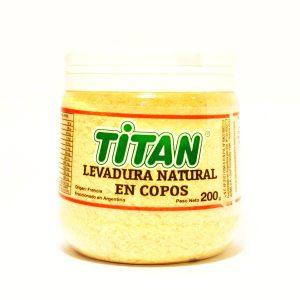 Levadura Titan en Copos