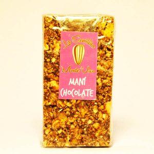 Barrita de cereales Monte Vivo Chocolate
