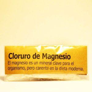 Cloruro de magnesio x 50 grs