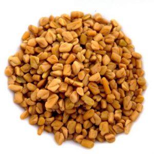 Semillas de Fenogreco x 100gr