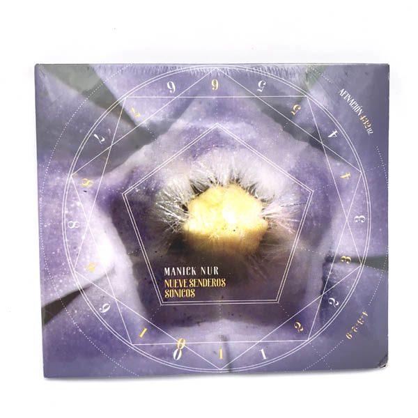 CD Nueve Senderos Sonicos