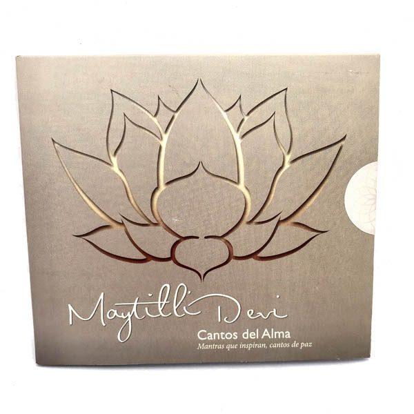 CD Cantos del Alma - Maytilli Devi