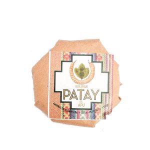 Algarroba, patay (torta seca)