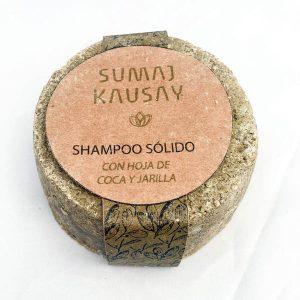 Shampoo Solido Artesanal Sumaj x 100gr