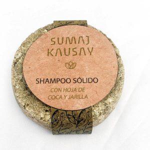 Shampoo Solido Artesanal Sumaj x 50gr