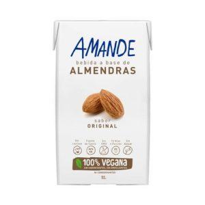 Leche de Almendras Tetrabrik x 1 lt