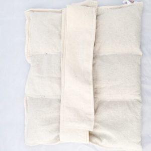 Almohada de semillas - Lumbar y Cervical GRANDE