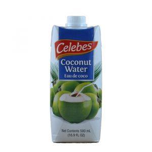 Agua de coco celebes