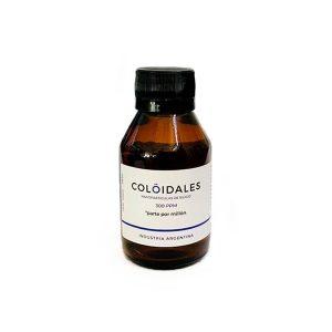 Silicio Coloidal COLÖIDALES - 300 ppm x 100cc