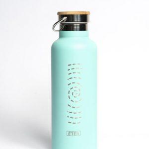 Botella de agua térmica Meraki - Éter