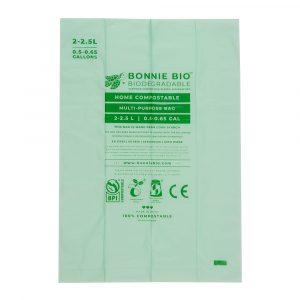 Bolsa Freezer/Microondas Biodegradable 23cmx33cm