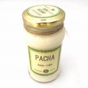 Vela de Soja - Pacha