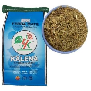 Yerba Mate Kalena despalada (Gruesa) x 100g