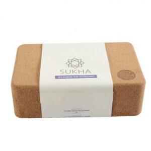 Bloque de Corcho para Yoga - Sukha
