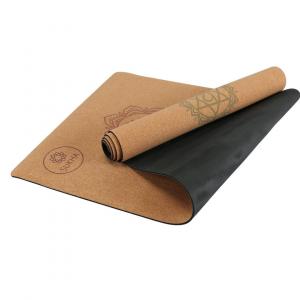 Yoga Mat Sukha - Corcho Chakras