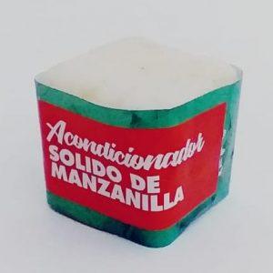 Acondicionador sólido de Manzanilla - Matilda