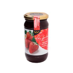 Mermelada de Frutilla sin azúcar x 420gr - Las Quinas