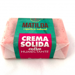 Crema Sólida extra humectante - Matilda
