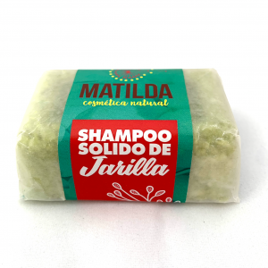 Shampoo sólido de Jarilla x 60gr - Matilda