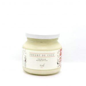 Yogurt probiótico de Castañas x 250ml (frasco) - Tulé